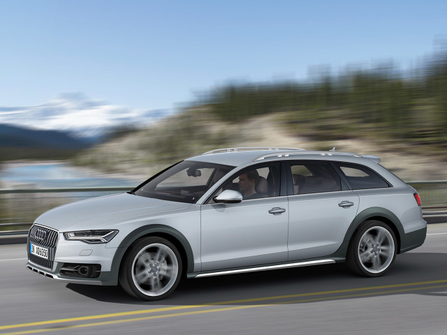 zdjęcie Audi A6 Allroad