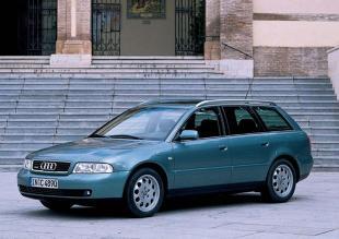Audi A4 I B5 1994 2001 Kombi Dane Techniczne