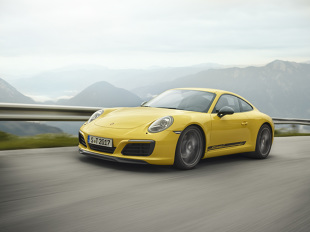 Porsche 911 Carrera T. Jaki ma silnik i ile kosztuje?