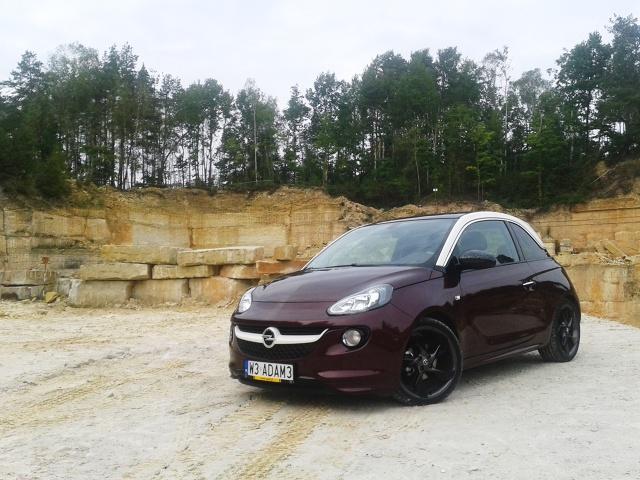 zdjęcie Opel Adam 1.4