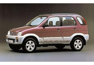 Daihatsu Terios I (1997 - 2005) SUV