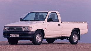 Toyota Hilux VI (1997 - 2005) Pickup