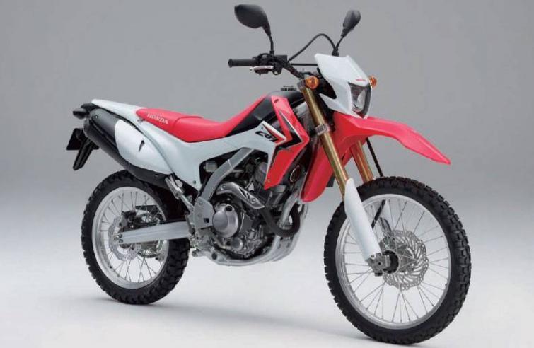 "Honda CRF250 L - enduro z silnikiem ""cebry"" (zdjęcia)"