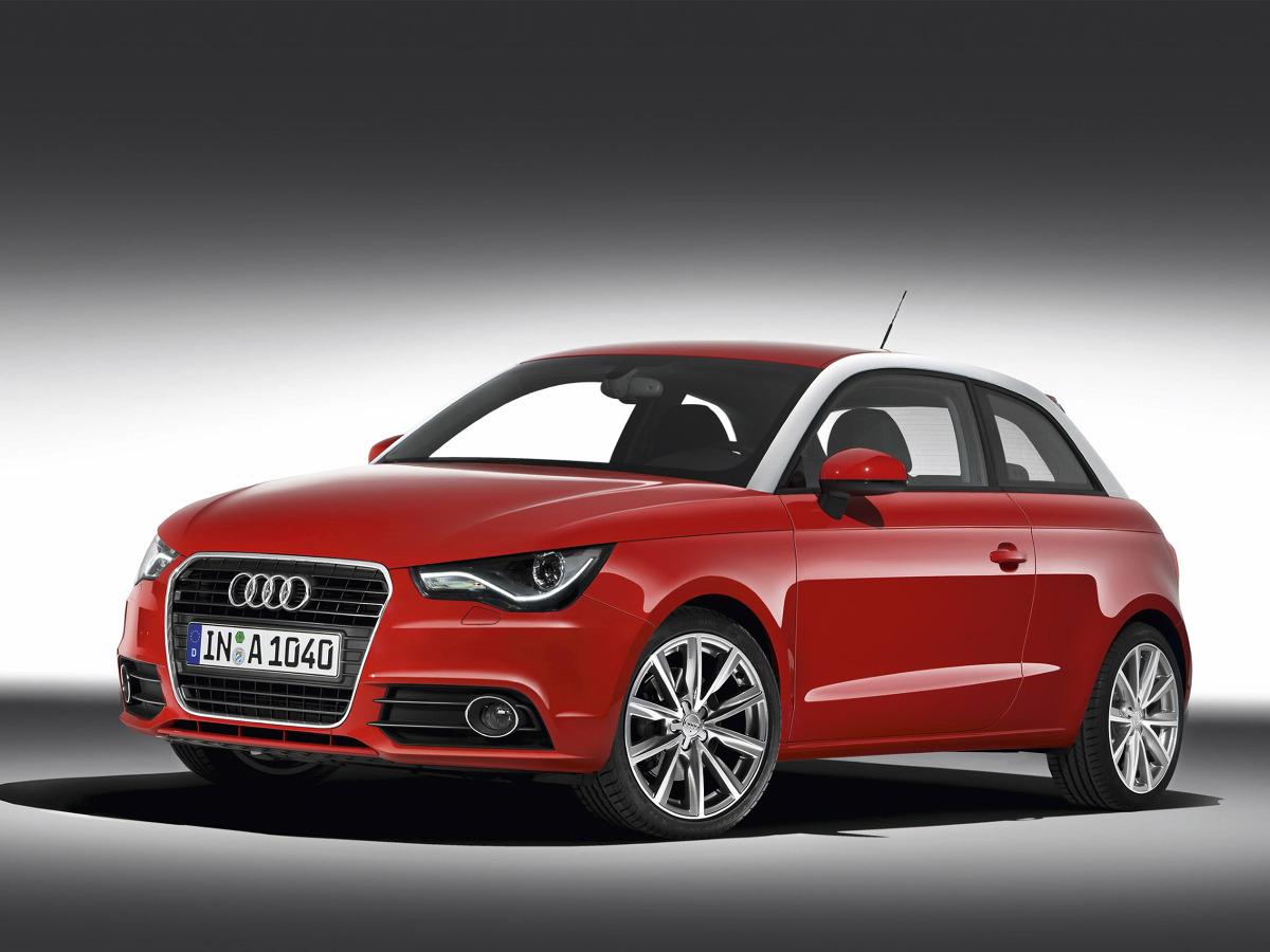 Audi A1 / Fot. Audi