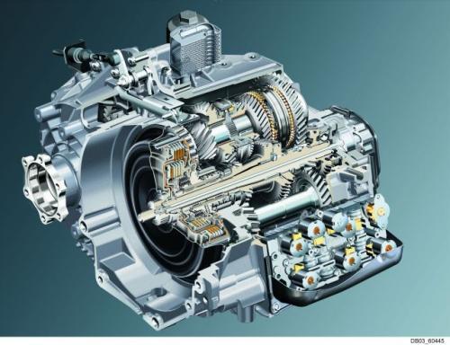 Fot. VW: Przekładnia DSG występuje wyłącznie w markach koncernu Volkswagen. To zautomatyzowana, 6-biegowa przekładnia mechaniczna o dwóch sprzęgłach. Dzięki nim zmiana biegów jest bardzo szybka.