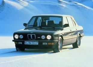 BMW SERIA 5 II (E28) (1981 - 1991) Sedan [E28]