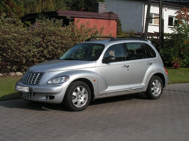 zdjęcie Chrysler PT Cruiser 1.6