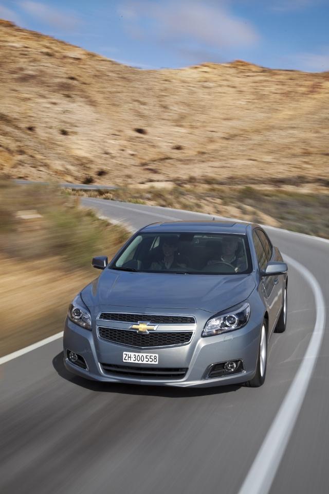 zdjęcie Chevrolet Malibu