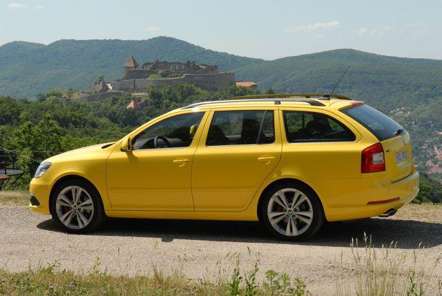zdjęcie Skoda Octavia RS