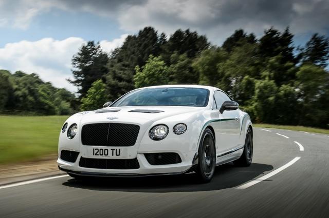 Bentley Continental GT3-R / Fot. Bentley Continental