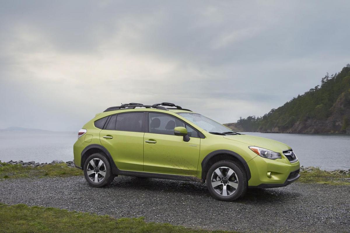 Subaru XV Crosstrek Hybrid / Fot. Subaru