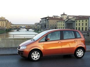 Fiat Idea (2003 - teraz) Minivan