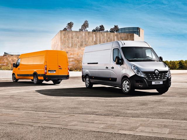Renault Master / Fot. Renault