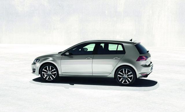 zdjęcie Volkswagen Golf VII