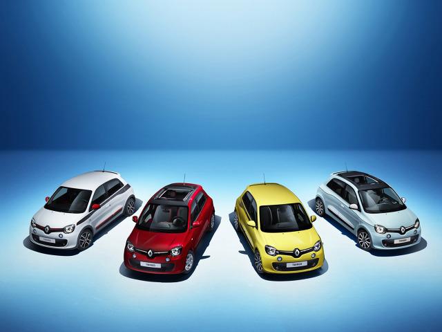 Renault Twingo / Fot. Renault