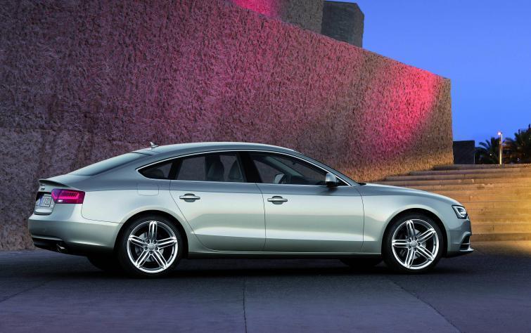 Audi A5 po liftingu i z nowym silnikiem - zobacz zdjęcia