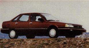Eagle Medallion (1987 - 1989) Sedan
