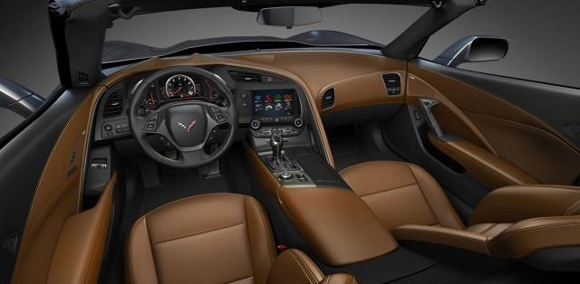 zdjęcie Chevrolet Corvette C7 Stingray