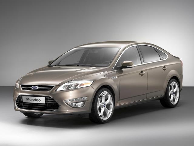 zdjęcie Ford Mondeo Hatchback 2010