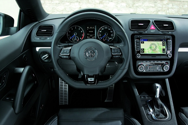 zdjęcie Volkswagen Scirocco R