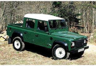 Land Rover Defender II (1990 - 2007) Pickup