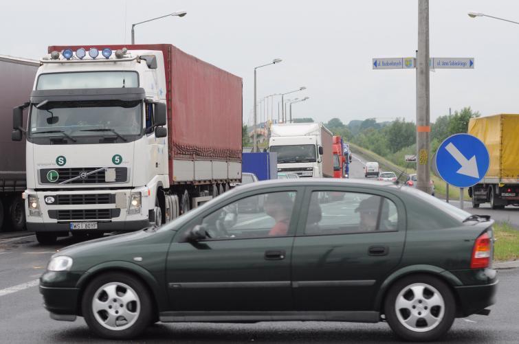 Kierowcy chcą blokować najważniejsze drogi w Polsce. Oto ich lista