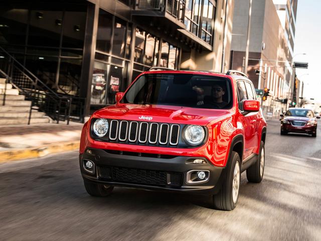 zdjęcie Jeep Renegade