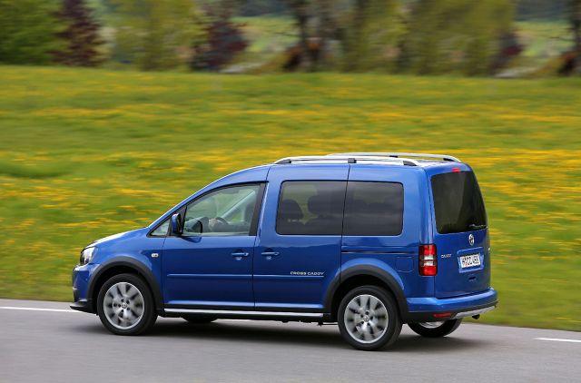 zdjęcie Volkswagen Caddy Cross