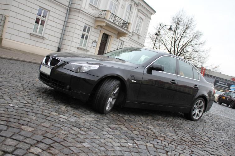 Testujemy używane: BMW E60 530d - sportowa limuzyna z Bawarii
