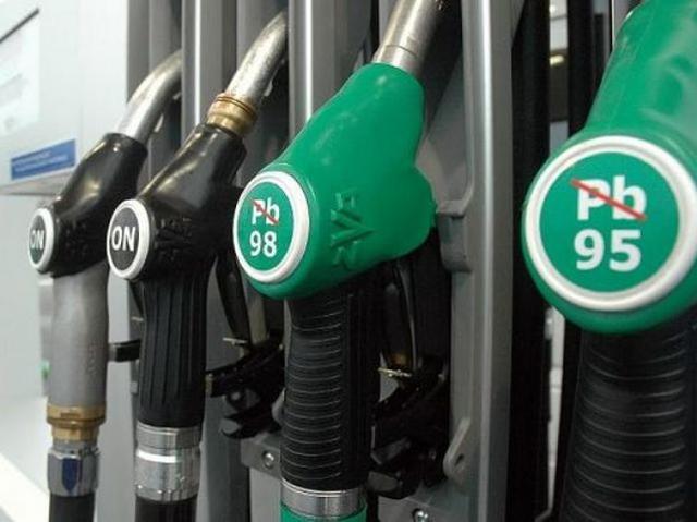 ceny benzyny: