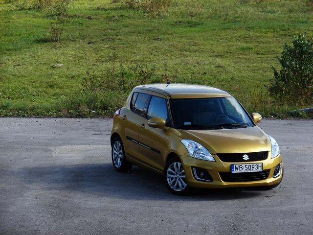 zdjęcie Suzuki Swift 1.2 VVT-i
