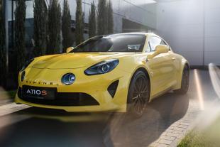 Alpine A110 Color Edition. Auto dostępne w Polsce