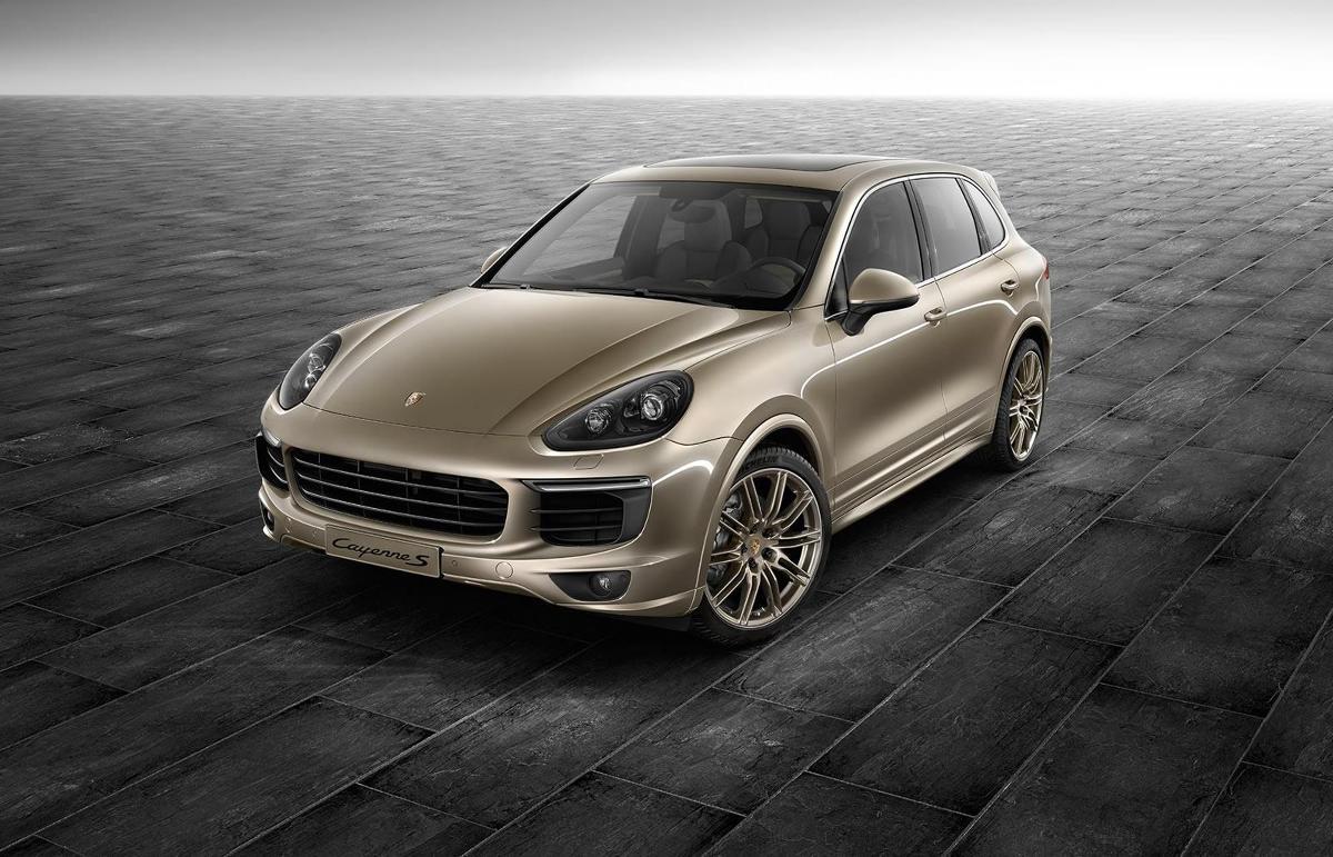 Porsche Cayenne S / Fot. Porsche