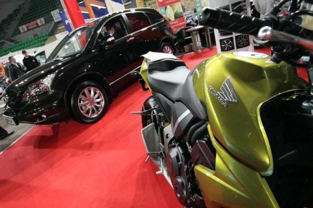Targi motoryzacji Auto-Show ruszają już w piątek