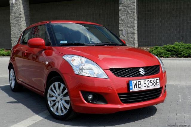 Suzuki Swift, For: Robert Kulczyk - Info-Ekspert
