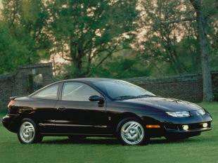 Saturn S-Seria II (1996 - 2002) Sedan