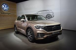 Volkswagen Touareg. SUV nowej generacji w cyfrowym wydaniu