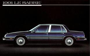 Buick LeSabre VI (1986 - 1991) Sedan