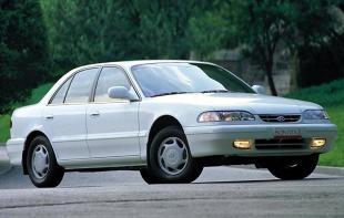 Hyundai Sonata II (1993 - 1998) Sedan