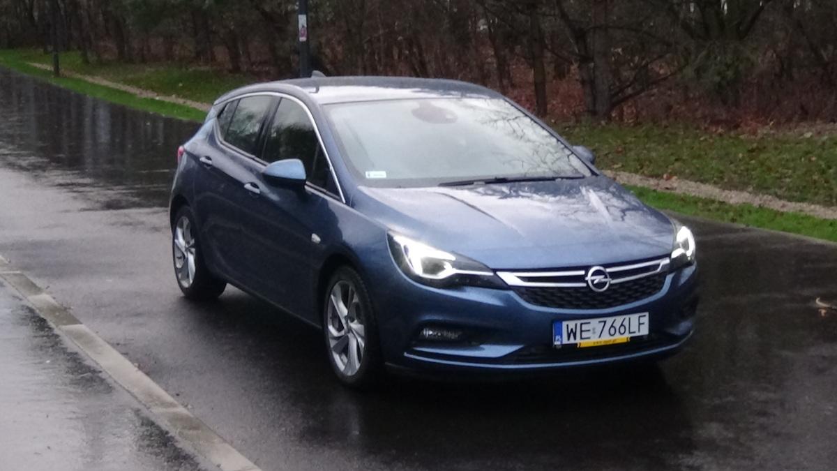 Opel Astra V Nowosc Z Polski