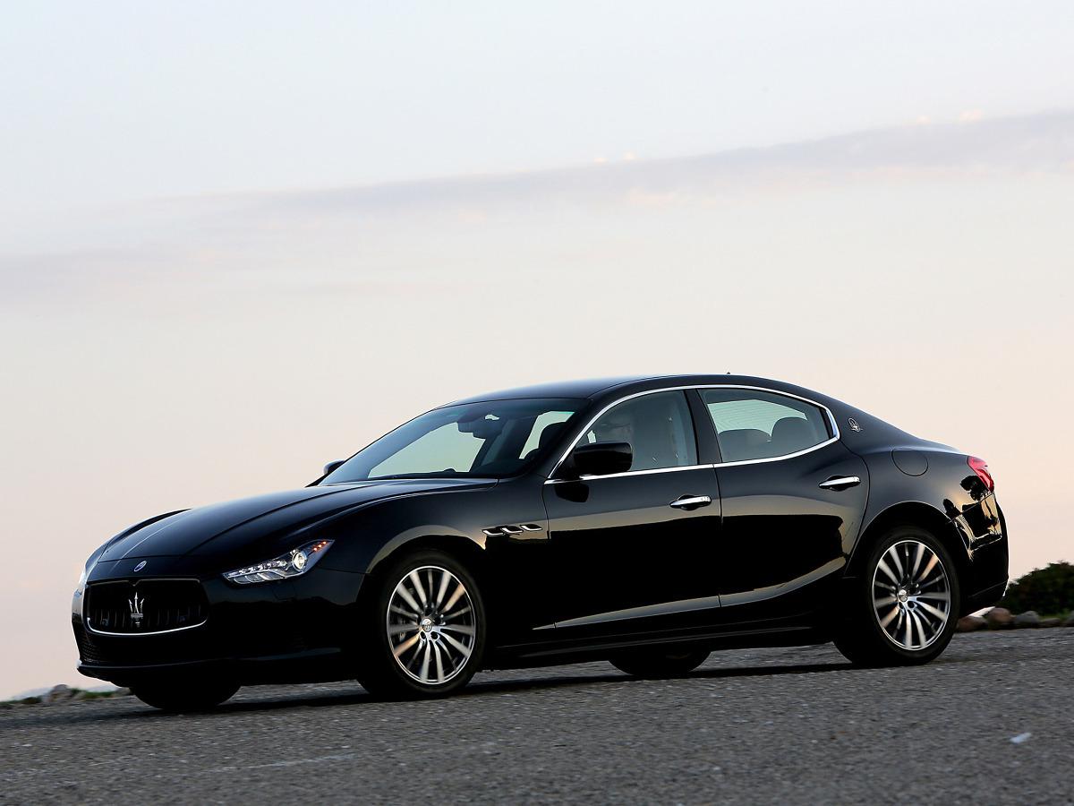 Maserati Ghibli / Fot. Maserati