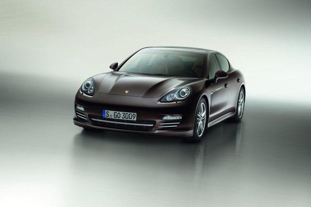 zdjęcie Porsche Panamera Platinum Edition