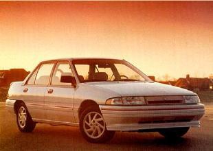 Mercury Tracer II (1991 - 1999) Sedan