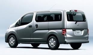 Nissan NV200 (2009 - teraz) VAN
