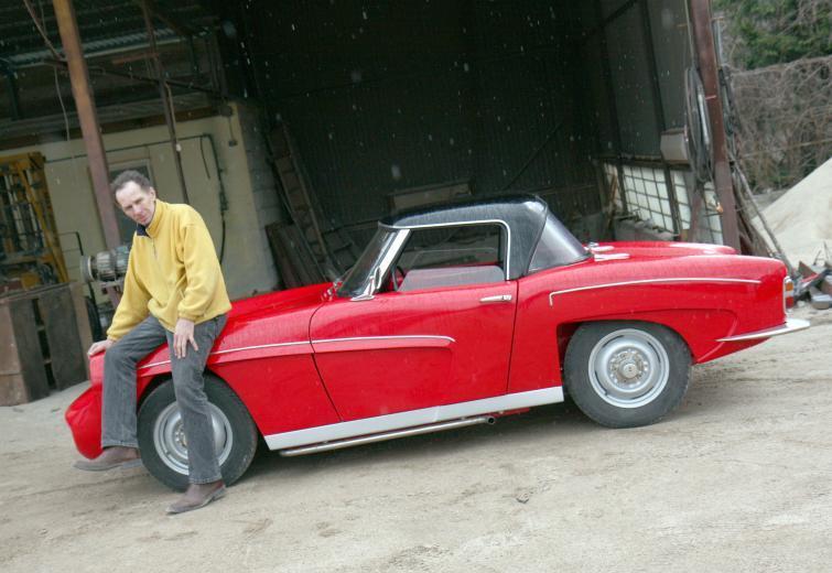 Replika Syreny Sport jest już gotowa do jazdy. Zobacz zdjęcia
