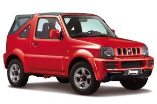 Suzuki Jimny (1998 - teraz) SUV