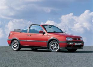 Volkswagen Golf III (1991 - 1999) Kabriolet