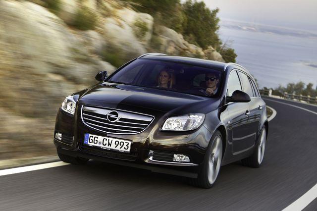 zdjęcie Opel Insignia Kombi