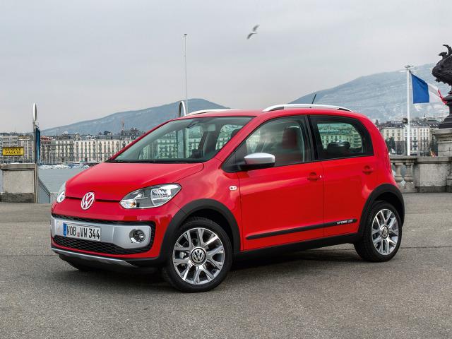 Volkswagen Cross up, Fot: Volkswagen