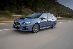 Subaru Levorg 2017. Będzie jeszcze bezpieczniej